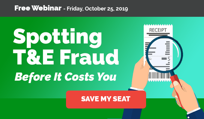 Spotting T&E Fraud Before It Costs You
