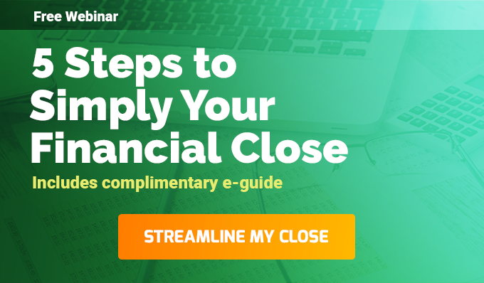 5 Steps to Simplify Your Financial Close