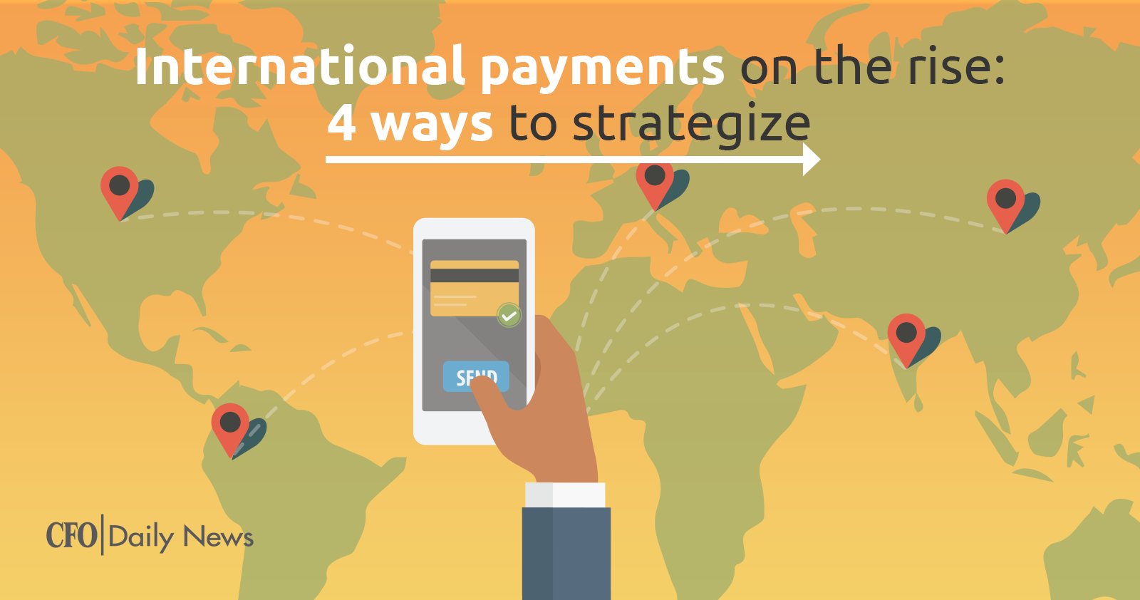 international payments on the rise 4 ways to strategize
