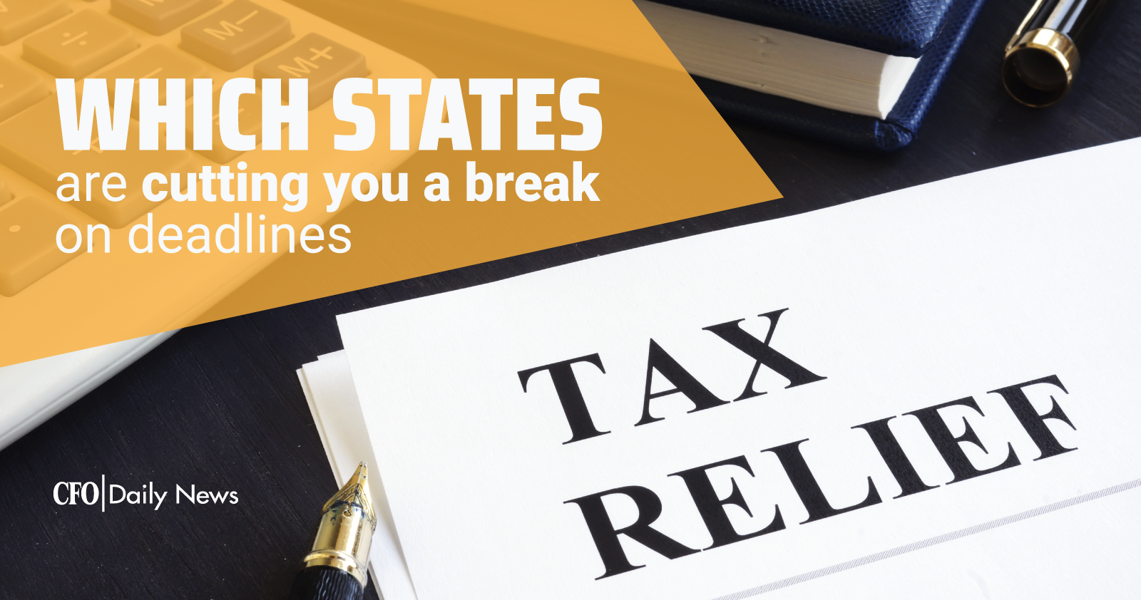 Which states are cutting tax break deadlines