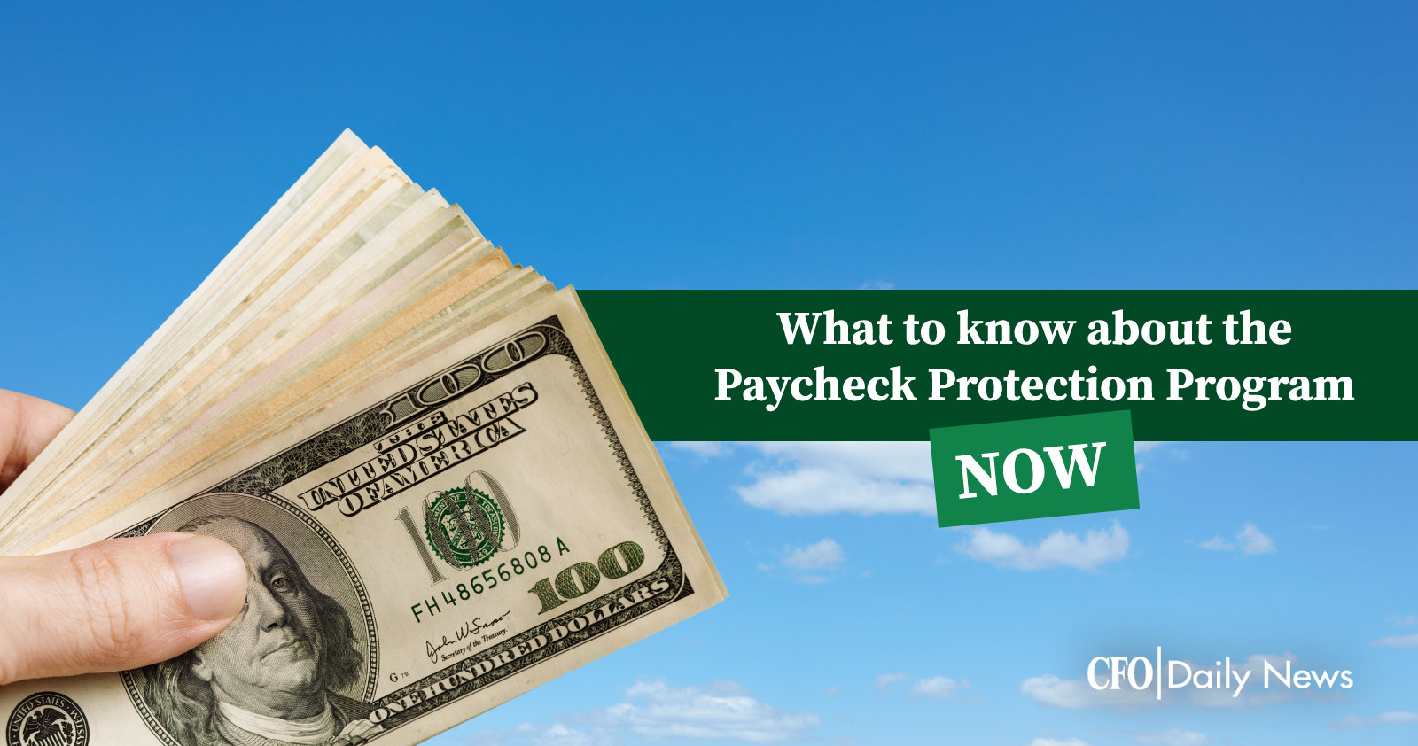 what to know about the paycheck protection program now