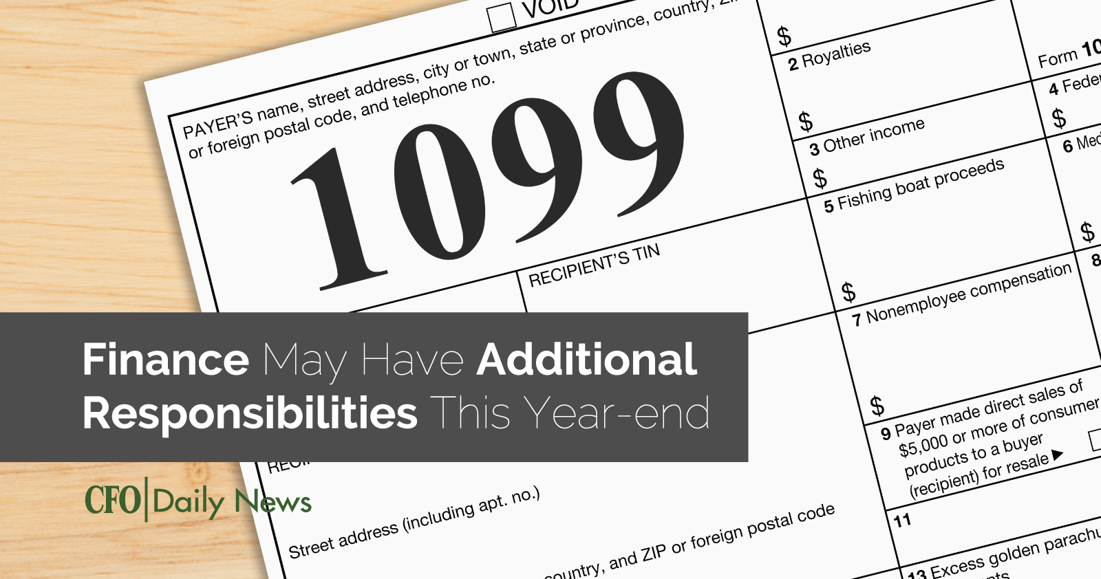 Form 1099-NEC excluded from IRS's combined filing program
