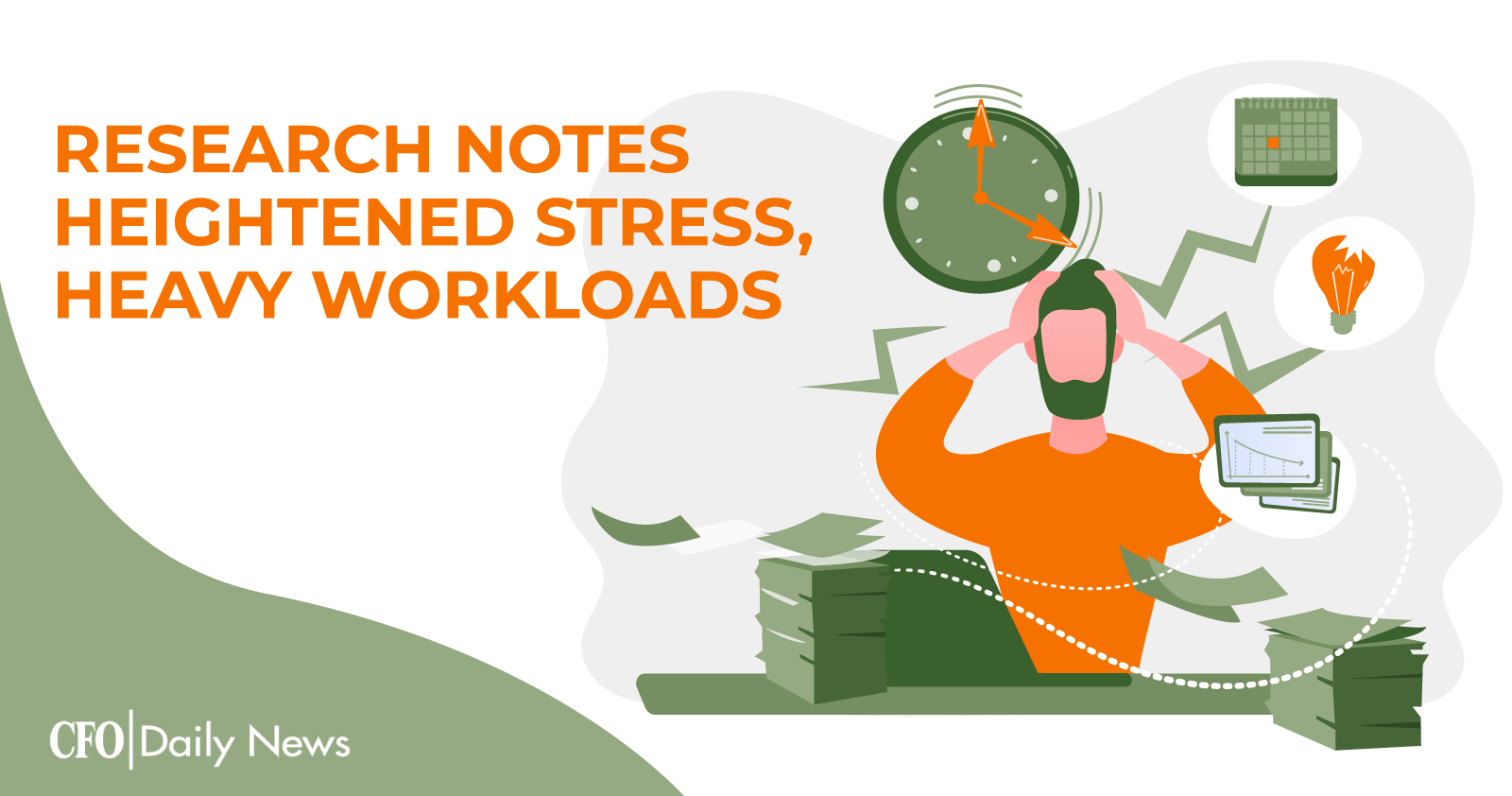 Research Notes Heightened Stress Heavy Workloads