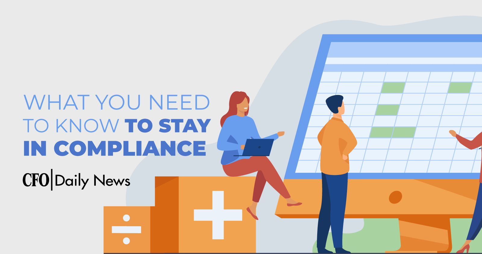 what you need to know to stay in compliance