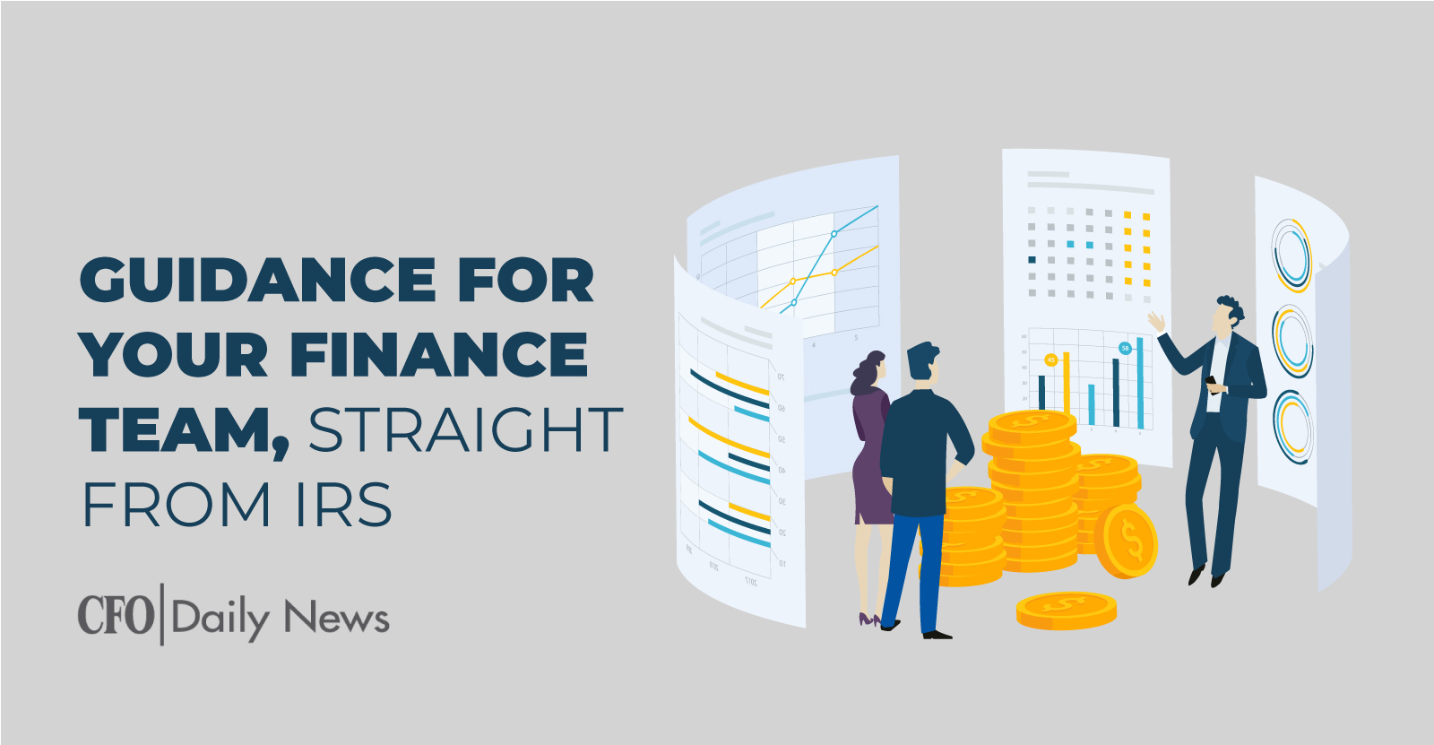 Guidance For Your Finance Team Straight From IRS