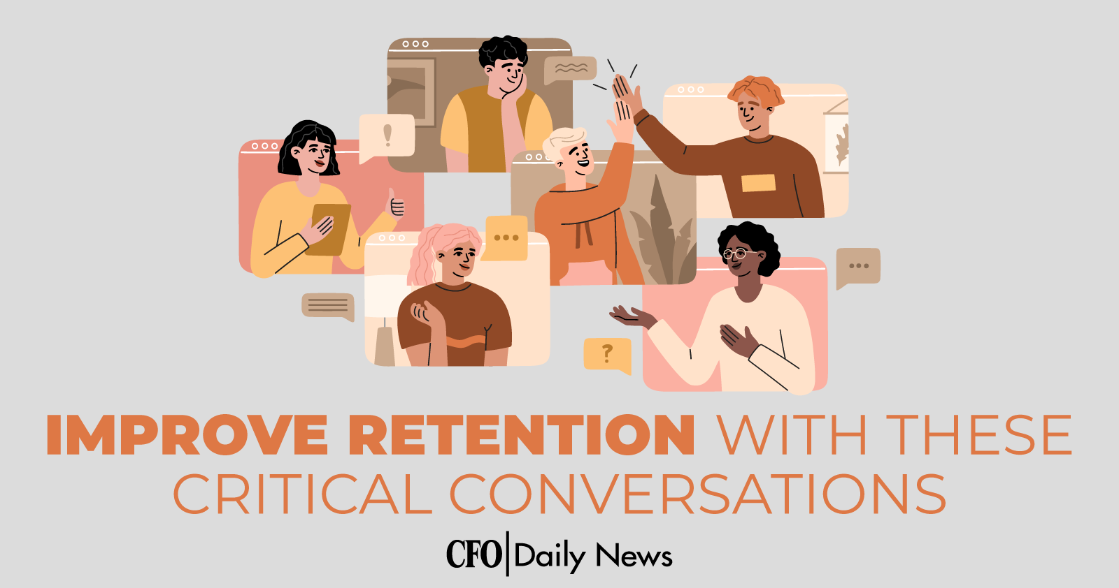 improve retention with these critical conversations